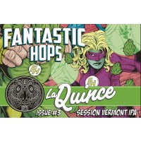 La Quince Fantastic Hops Issue #3