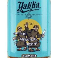 Yakka Dale Blonde Ale