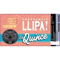La Quince Grapefruit Llipa!