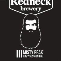 Redneck Misty Peak 3 Aniversary Hazy Session IPA
