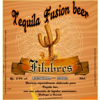 Filabres Tequila Fusion Beer
