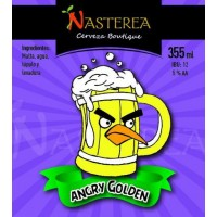 Nasterea Angry Golden