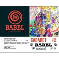 Babel Cabaret #08 IPA