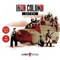 La Pirata Iron Column