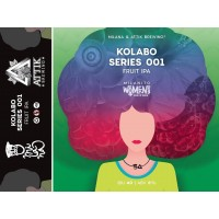 Milana / Attik Brewing Kolabo Series 001 Fruit IPA