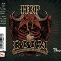Naparbier Hop Doom