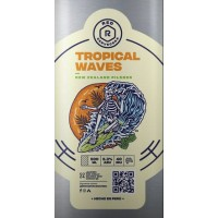 Red Cervecera Tropical Waves