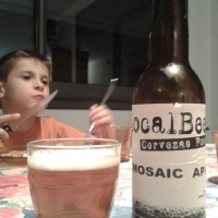 Fort Local Beer Mosaic APA