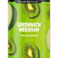 Castelló Beer Factory Greenwich Meridian