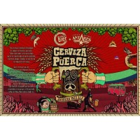 Antares / Cabesas Bier Cerveza Puerca