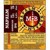 Microbombolla Napalm