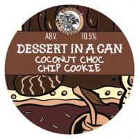 Amundsen Dessert In A Can Coconut Choc Chip Cookie