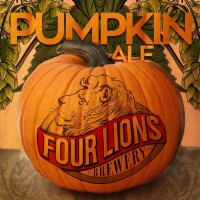Four Lions Pumpkin Ale