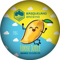 Basqueland Brewing Loose Juice