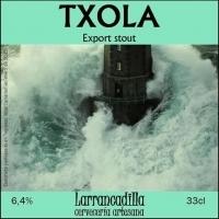 Larrancadilla Txola Export Stout