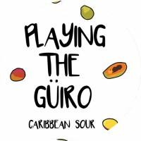 Santocristo / Cierzo Playing the Güiro