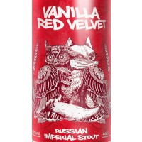 Guineu / La Quince Vanilla Red Velvet