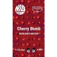 Tolibier's / NIB Brewing Cherry Bomb