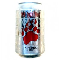 Panda Beer Red Right Hand