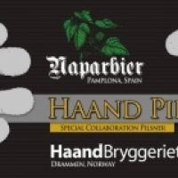 Naparbier / HaandBryggeriet – Haand Pils