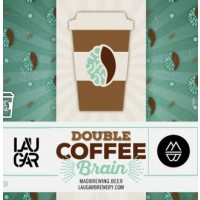 Mad Brewing / Laugar Double Coffee Brain