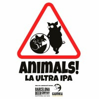 Barcelona Beer Company / Guineu Animals! la Ultra IPA
