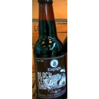 Espiga Black Cel Ona Imperial Stout Whiskey Barrel Aged