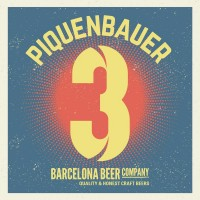 Barcelona beer Company Piquenbauer