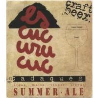 Escucurucuc Summer Ale