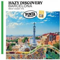 Pinta Hazy Discovery Barcelona