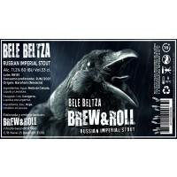 Brew & Roll Bele Beltza