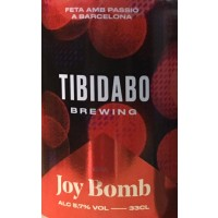 Tibidabo Brewing Joy Bomb