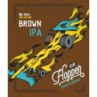 Sir Hopper Brown IPA