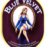Sevebrau Blue Velvet