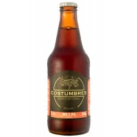 Costumbres Red X IPA Gengibre