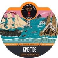 Edge Brewing/ La Pirata King Tide