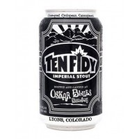 Oskar Blues Brewery Ten Fidy
