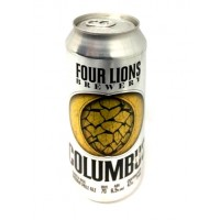 Four Lions Columbus IPA