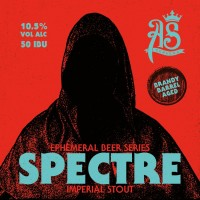 As Spectre Brandy Barrel Aged