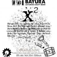 Bayura Experimental χ²