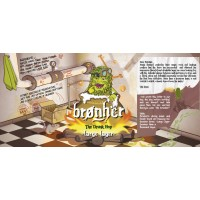 Bronhër The Drunk Hop Large Lager