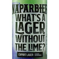 Naparbier What's A Lager Without The Lime