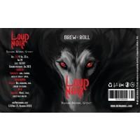 Brew & Roll Loup Noir