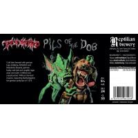 Reptilian Tankard Pils Of The Dog