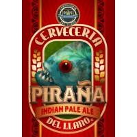 Cervecería del Llano Piraña Indian Pale Ale