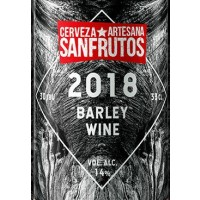 Sanfrutos Barley Wine 2018