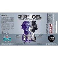 Jade / The Bar Lab Smoked Oil