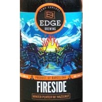 Edge Brewing Fireside