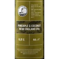 Sesma Pineapple & Coconut New England IPA