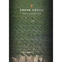 Garage Beer Co Green Couch